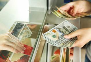 Курс валют у банках Одеси