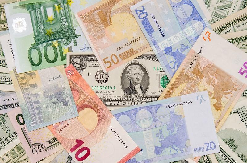курс валют наявний