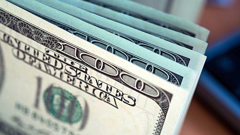 курс долара на сьогодні
