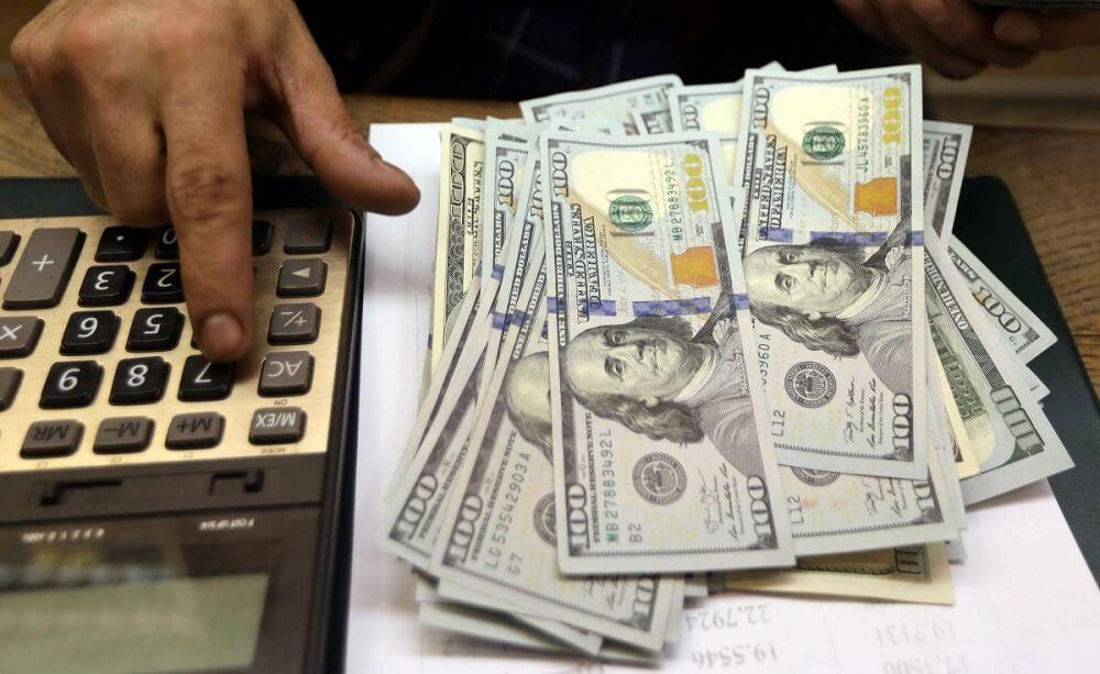 курс доллара в банках Одессы сегодня