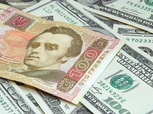 курс долара до гривні