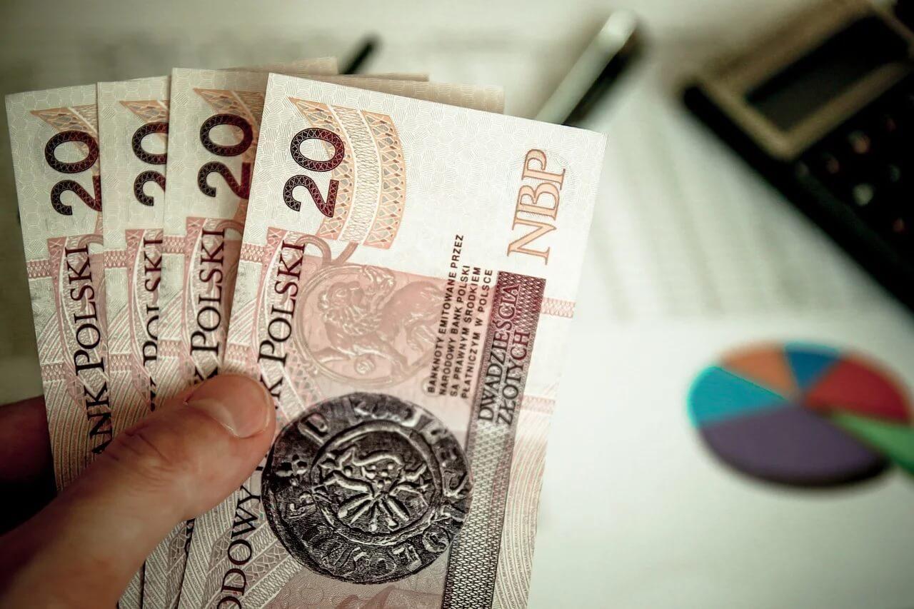 курс долара до злотого
