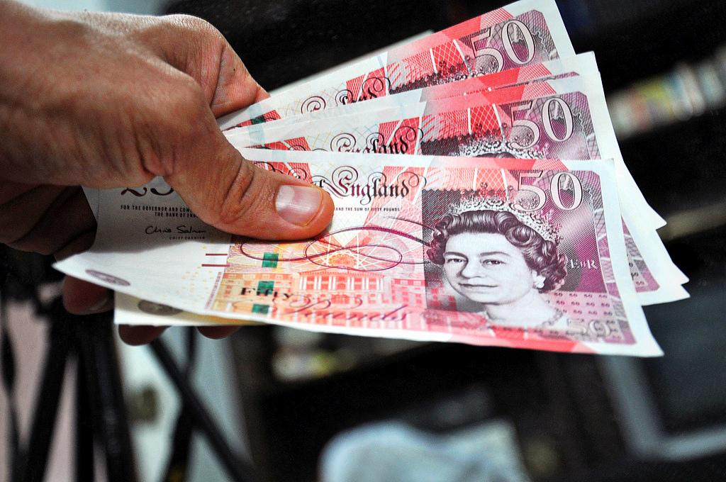 курс фунта стерлінга до гривні