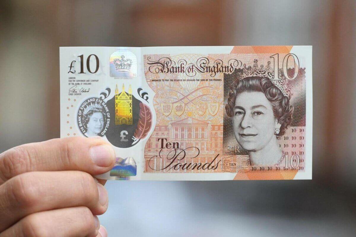 курс фунта до гривні
