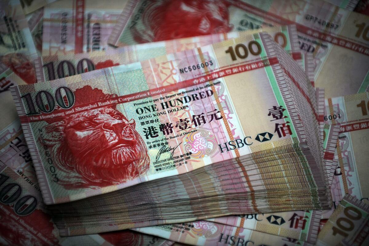 гонконгський долар до гривні