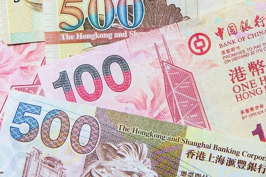 гонконгський долар