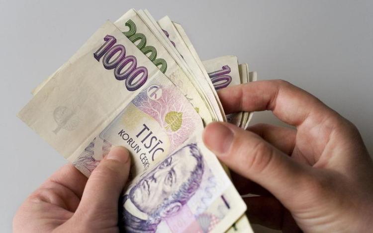 конвертер валют чеська крона
