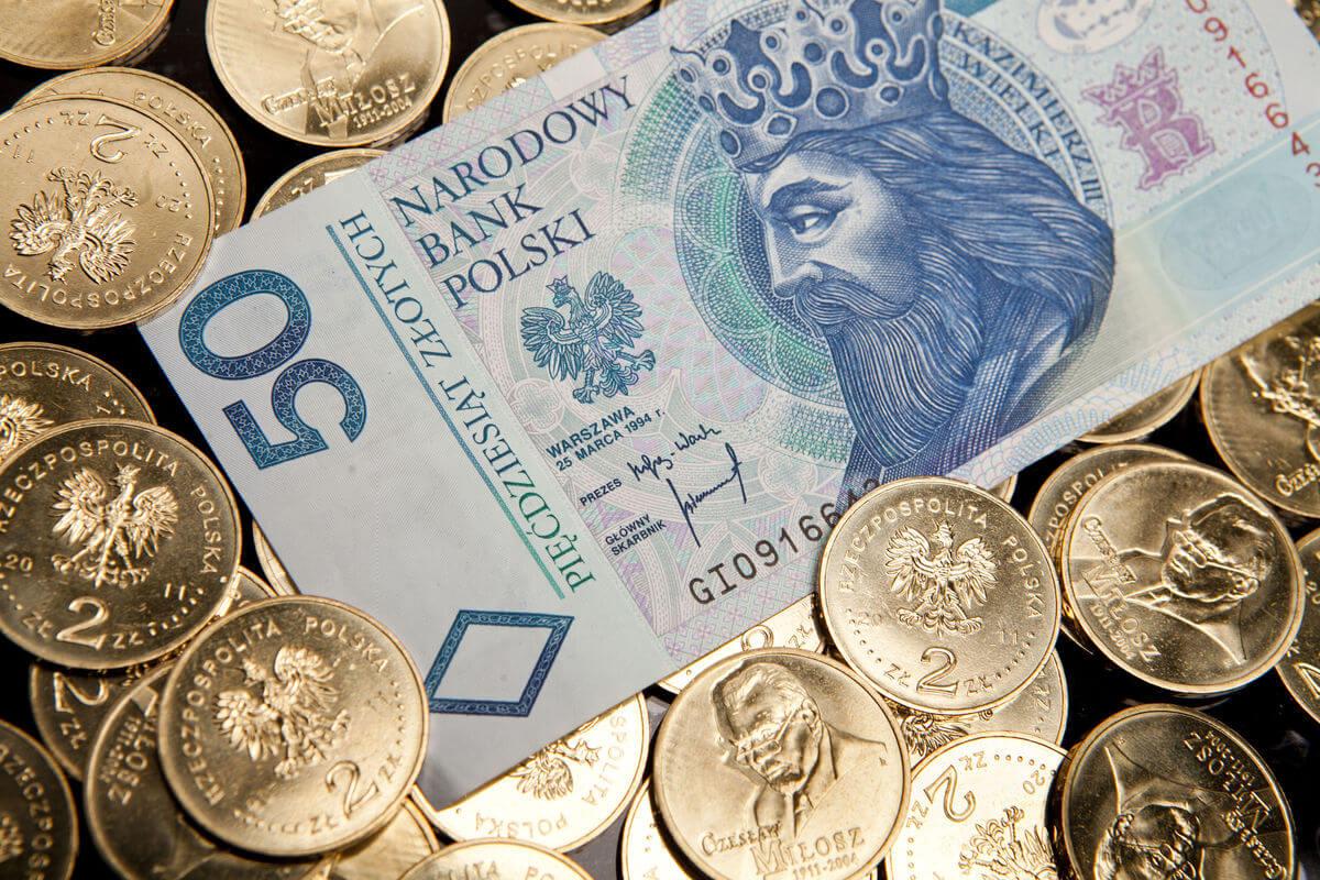 курс польського злотого до долара